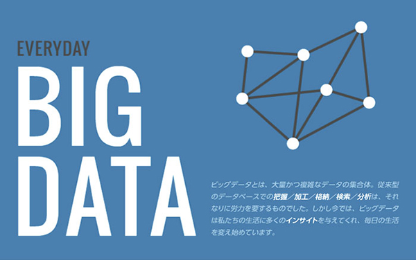 EVERYDAY BIG DATA