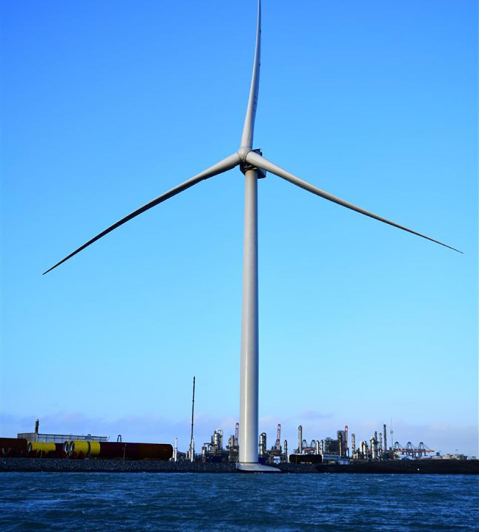 世界 最大 洋上 風力 発電 所 世界最大の洋上風力発電所、大晦日からポルトガルで稼働開始